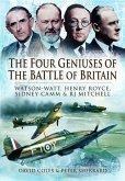 Four Geniuses of the Battle of Britain (eBook, ePUB)