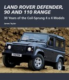 Land Rover Defender, 90 and 110 Range (eBook, ePUB)