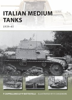 Italian Medium Tanks (eBook, PDF) - Cappellano, Filippo; Battistelli, Pier Paolo