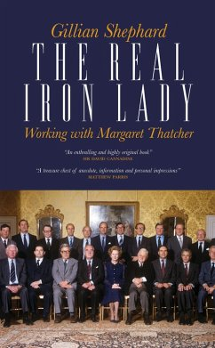 The Real Iron Lady (eBook, ePUB) - Shephard, Gillian