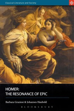 Homer (eBook, ePUB) - Graziosi, Barbara; Haubold, Johannes