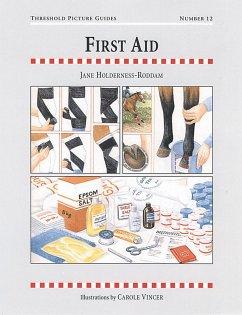 FIRST AID (eBook, ePUB) - Holderness-Roddam, Jane