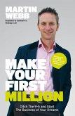 Make Your First Million (eBook, ePUB)