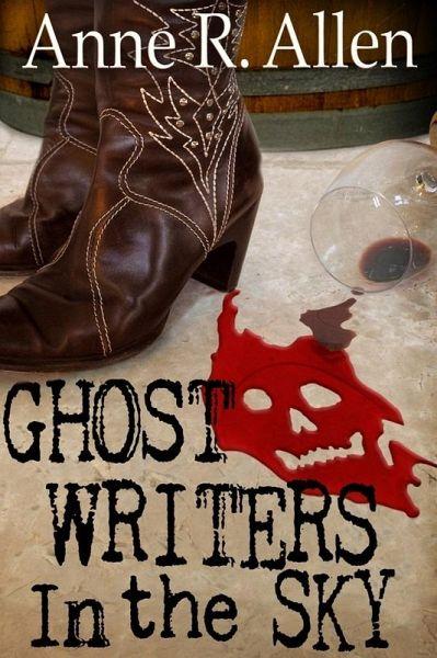 Ghostwriters In The Sky (eBook, ePUB) - Allen, Anne R.