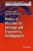 History of Machines for Heritage and Engineering Development (eBook, PDF)