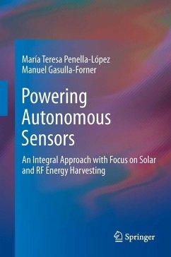 Powering Autonomous Sensors (eBook, PDF) - Penella-López, María Teresa; Gasulla-Forner, Manuel