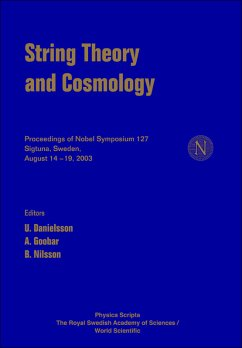 String Theory And Cosmology - Proceedings Of The Nobel Symposium 127 (eBook, PDF)