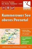 Klemmer Pocket Rad-, Wander- und Paddelkarte Kummerower See - oberes Peenetal