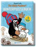 """Winterpuzzlebuch """"Der kleine Maulwurf"""""""