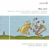Why Not ?-Musik Für Tuba Und Harfe