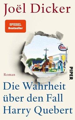 Die Wahrheit über den Fall Harry Quebert (eBook, ePUB) - Dicker, Joël