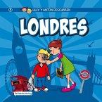 Lilly y Anton descubren Londres (eBook, PDF)