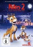 Niko 2 - Kleines Rentier, großer Held, 1 DVD