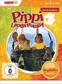 Pippi Langstrumpf Spielfilm-Edition DVD-Box