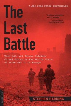 The Last Battle - Harding, Stephen