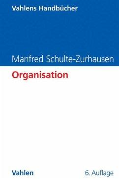 Organisation - Schulte-Zurhausen, Manfred