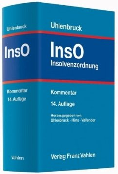 InsO, Insolvenzordnung, Kommentar