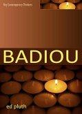 Badiou (eBook, ePUB)