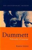Dummett (eBook, ePUB)