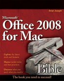 Microsoft Office 2008 for Mac Bible (eBook, PDF)
