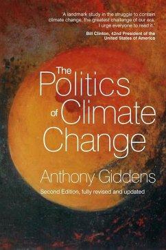 The Politics of Climate Change (eBook, ePUB) - Giddens, Anthony
