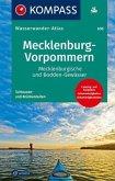 Kompass Wasser-Wanderatlas Mecklenburg-Vorpommern