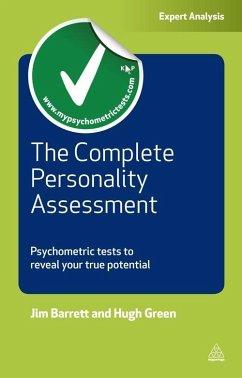 The Complete Personality Assessment (eBook, ePUB) - Green, Hugh; Barrett, Jim