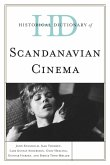Historical Dictionary of Scandinavian Cinema (eBook, ePUB)