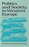 Politics and Society in Western Europe (eBook, PDF)