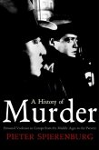 A History of Murder (eBook, ePUB)