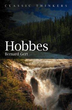 Hobbes (eBook, ePUB) - Gert, Bernard