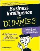 Business Intelligence For Dummies (eBook, PDF)