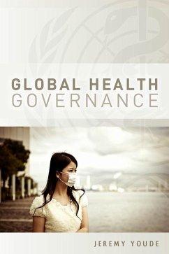 Global Health Governance (eBook, ePUB) - Youde, Jeremy