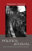 Politics as Usual (eBook, ePUB)