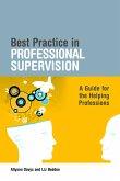 Best Practice in Professional Supervision (eBook, ePUB)
