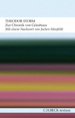 Zur Chronik von Grieshuus (eBook, ePUB) - Storm, Theodor
