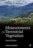 Measurements for Terrestrial Vegetation (eBook, PDF)
