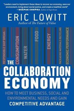 The Collaboration Economy (eBook, ePUB) - Lowitt, Eric