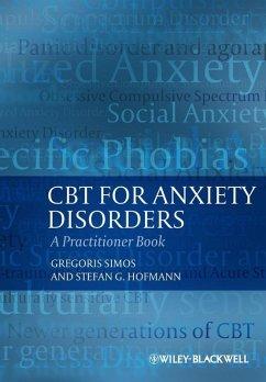 CBT For Anxiety Disorders (eBook, PDF) - Simos, Gregoris; Hofmann, Stefan G.