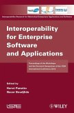 Interoperability for Enterprise Software and Applications (eBook, PDF)