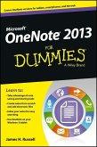 OneNote 2013 For Dummies (eBook, ePUB)