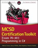 MCSD Certification Toolkit (Exam 70-483) (eBook, PDF)