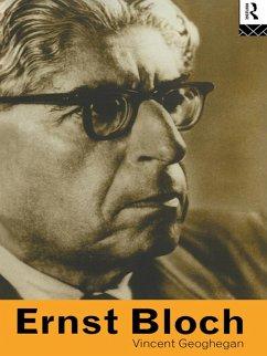 Ernst Bloch (eBook, ePUB)