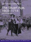The Routledge Companion to the Stuart Age, 1603-1714 (eBook, ePUB)