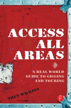 Access All Areas (eBook, PDF) - Wilkins, Trev