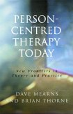 Person-Centred Therapy Today (eBook, PDF)