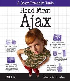 Head First Ajax (eBook, ePUB) - Riordan, Rebecca M.