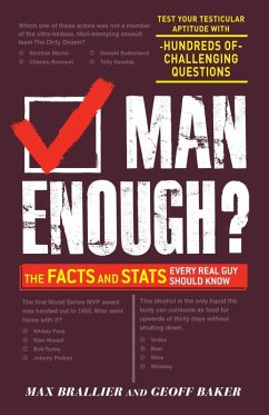 Man Enough? (eBook, ePUB) - Brallier, Max