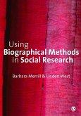 Using Biographical Methods in Social Research (eBook, PDF)