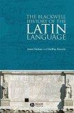 The Blackwell History of the Latin Language (eBook, ePUB)